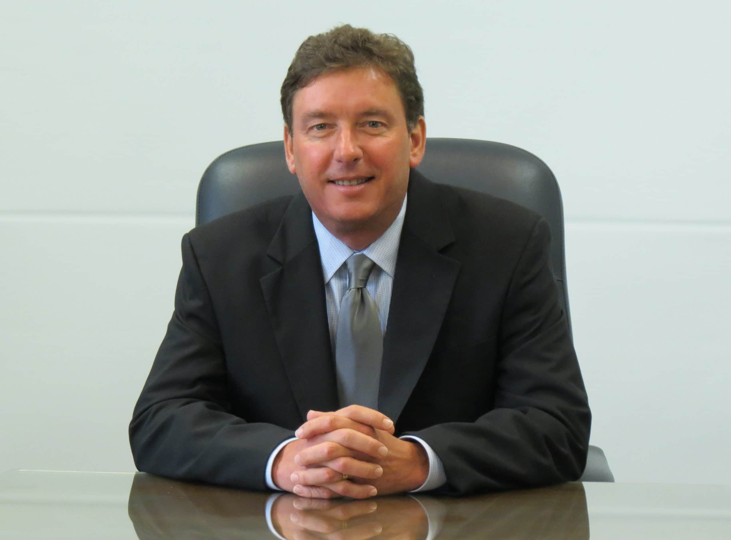 Eric Treiber, President & CEO of Chicago White Metal