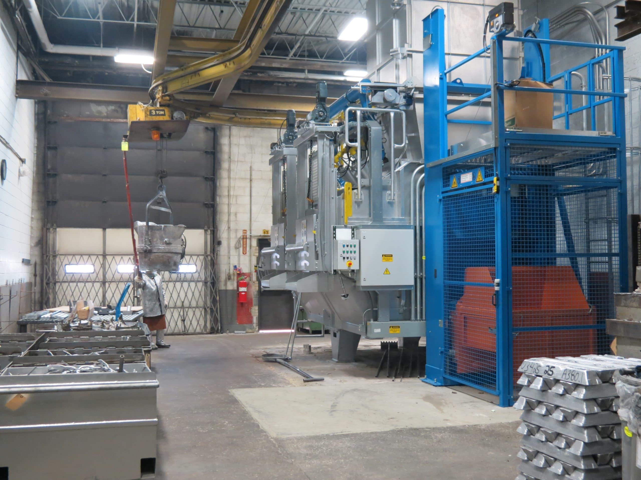 Newest CWM Aluminum Melting Furnace