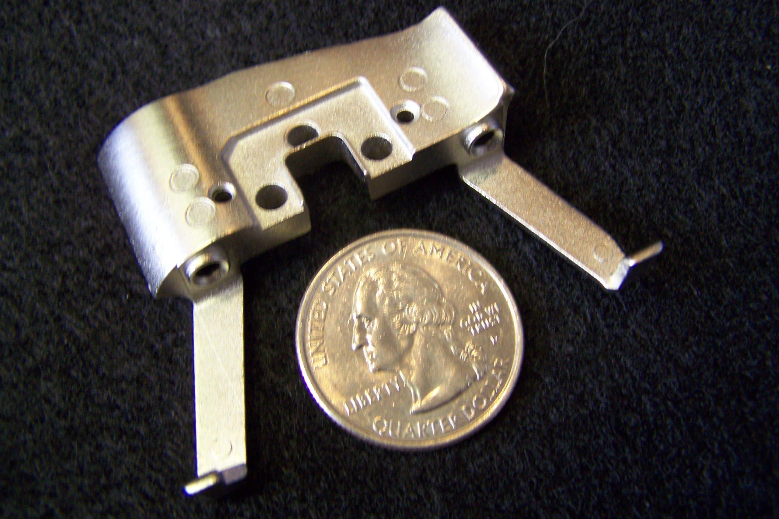 Miniature Zinc Die Castings