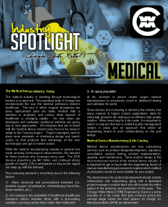 Die Casting Industry Spotlight: Medical Devices Manufacturing