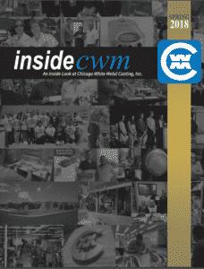 Inside CWM Newsletter - 2018 Spring