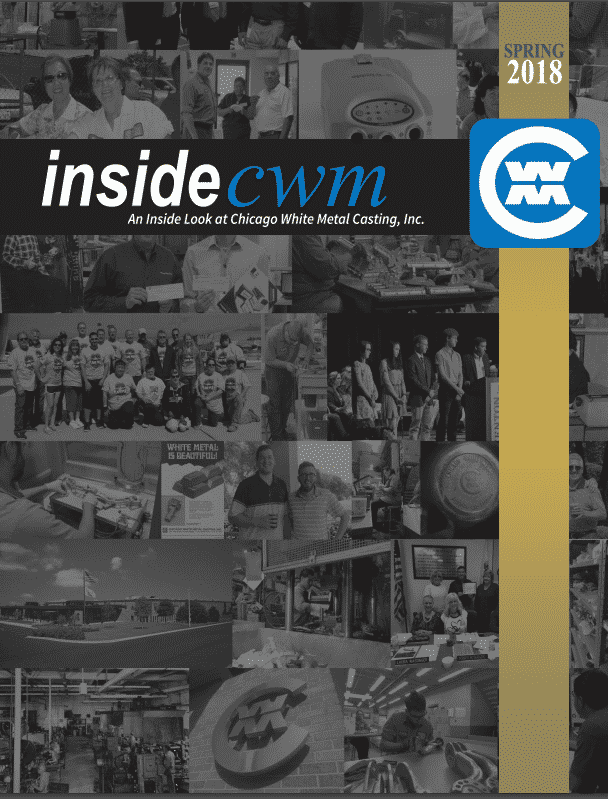Inside CWM: Spring 2018 – Vol. 14, No. 1