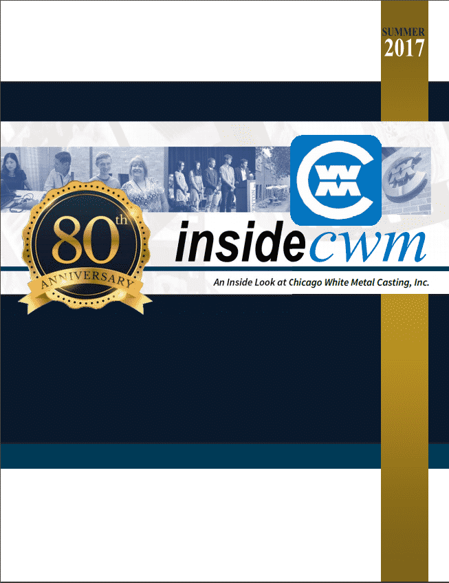 Inside CWM: Summer 2017 – Vol. 13, No. 2