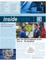Inside CWM Newsletter - 2015 Spring