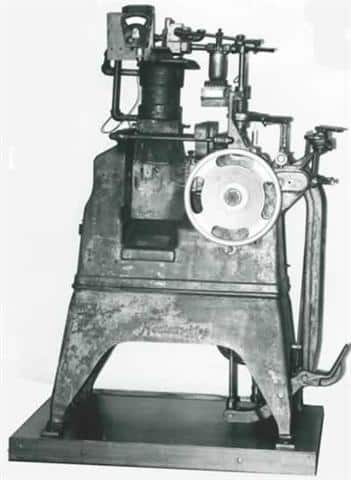 CWM's original Kipp Machine
