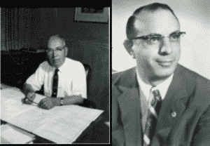 CWM Founders Walter Treiber Sr. and San Gullo