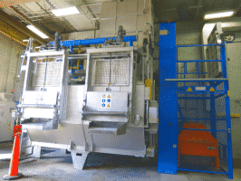 Newest CWM Aluminum Melting Furnace