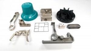Miniature Zinc Die Cast products