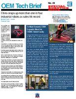 Special Industrial Robotics Issue