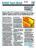 How Magmasoft Process Simulation Lowers Costs