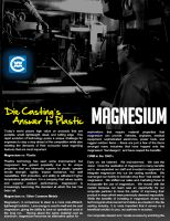 Die Casting's Answer to Plastic: Magnesium