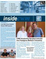 Inside CWM Newsletter - 2016 Spring