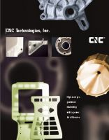 CWM CNC Machining Capabilities Brochure