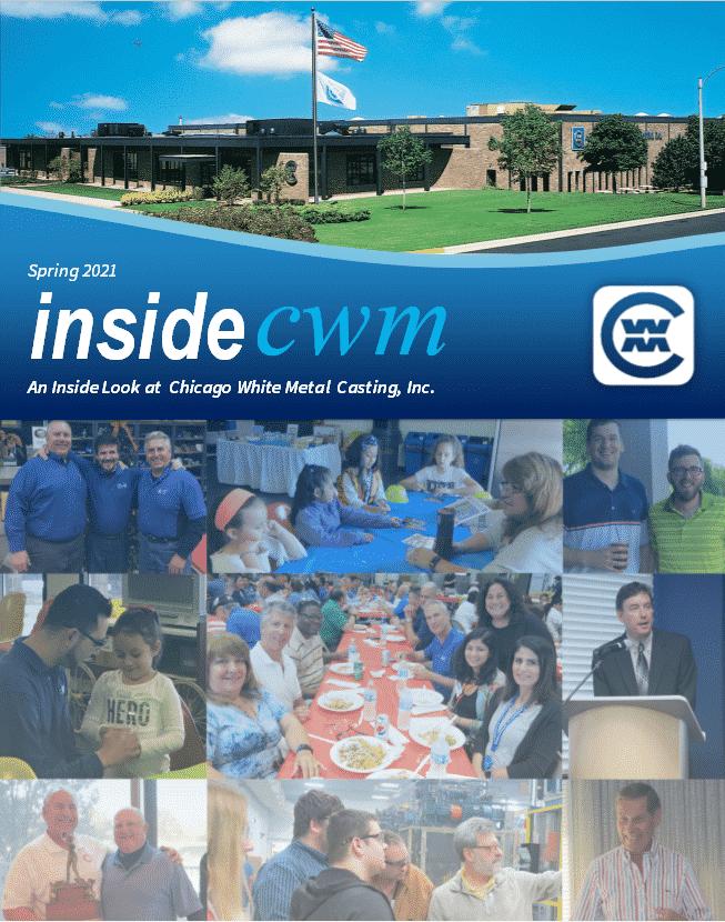 Inside CWM Newsletter - 2020 Spring